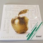 Ulotka Enaf jabłko