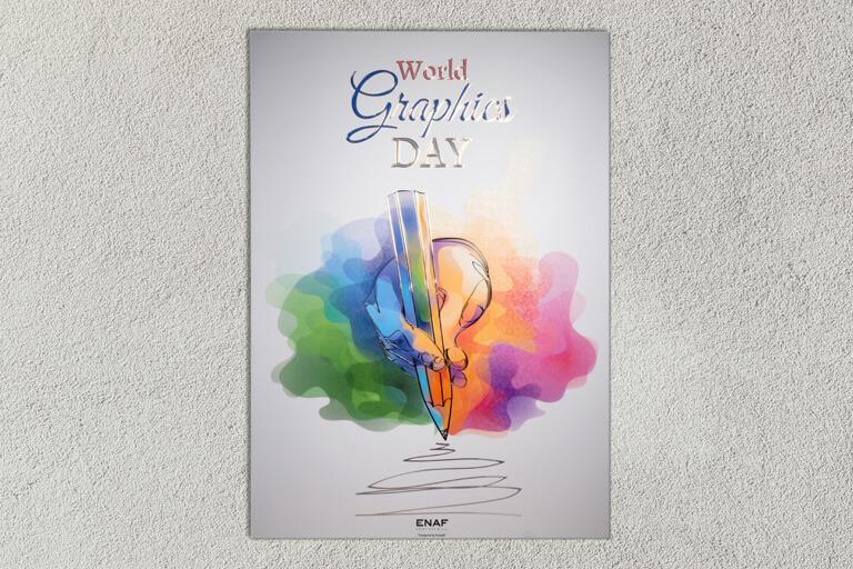 Plakat Graphic Day