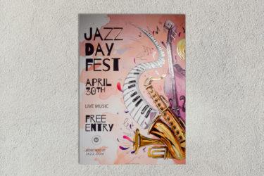 Plakat Jazz