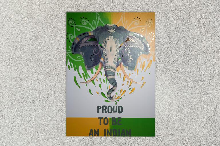 Plakat Proud